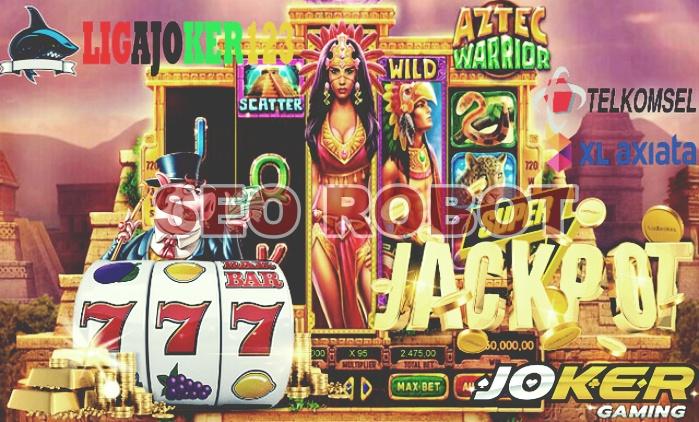 Apakah Judi Slot Games Itu?